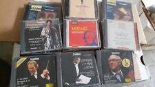 Lotto 27 Cd Musica Classica Mozart Beethoven Stock