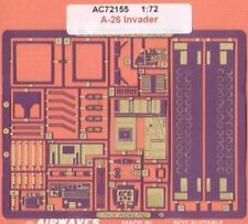 Airwaves 1/72 Douglas A-26 Invader etch for Airfix kit # AEC72155