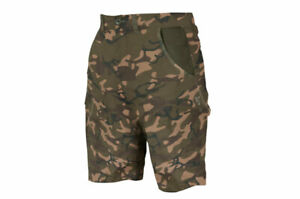 Fox Camo Cargo Shorts S M L XL 2XL 3XL Hose karpfenangeln Freizeithose NEW OVP