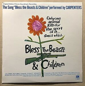 Bless The Beasts & Children (OMPS) - Aust. Press - NM / MINT Vinyl LP - SO RARE!