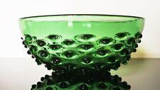 50er Mid Century Murano Lenti Glas Vase Schale Bowl Noppenglas Barovier & Toso