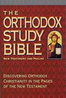 The Orthodox Study Bible by Thomas Nelson Publishing Staff (1993, Hardcover)