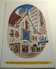 United States Chicago Eitel Old Heidelberg - unposted