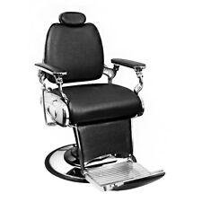 Barber Culture El Chapo Barber Chairs Black