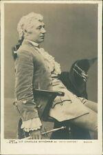 "Sir Charles Wyndham as ""David Garrick""  English Actor  Stage  Postcards  RM.563"