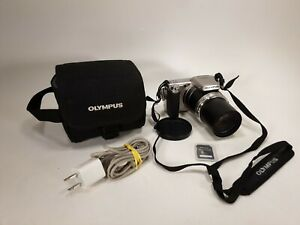 Olympus Digital Camera SP-800UZ 30X Zoom with Case Charger Tested Working   (F1)
