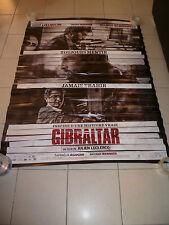 AFFICHE GIBRALTAR Vinyl French Movie Poster Original 2013