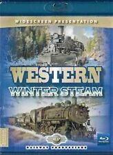 Western Winter Steam Train Video Heber Valley BLURAY