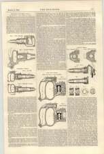 1900 Portable Pneumatic Tools Ewart Amos Boiler Explode Football Farm Farnworth