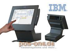"IBM SurePOS 500 x51 ""All in One"" cassa | Sistema POS | TOUCH SCREEN"