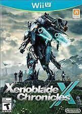 XENOBLADE CHRONICLES X Nintendo Wii U Game