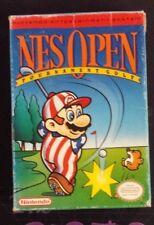NES Open Tournament Golf (Nintendo Entertainment System, 1991)