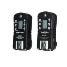 Yongnuo RF605C RF605 Wireless Radio Flash Trigger Slave for Canon Camera DSLR