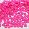 1000 RHINESTONES GEMS 4mm ACRYLIC FLAT BACK ART CARDS 30 COLOURS NEW BLING