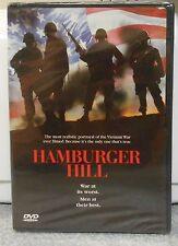 Hamburger Hill (DVD, 2001, ) RARE OOP 1987 VIETNAM WAR CLASSIC BRAND NEW