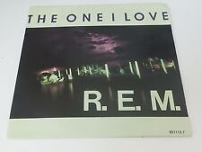 R.E.M The One I Love 65113 7 Holland 7 Inch
