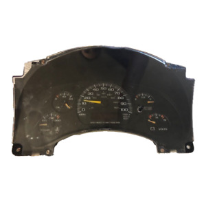 1996-1998 CHEVROLET ASTRO USED DASHBOARD INSTRUMENT CLUSTER FOR SALE