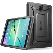 "SUPCASE Samsung Galaxy Tab S2 (8.0"") UBPro Rugged Protective Bumper Case - Black"