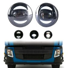 2pcs 4 Inch LED Front Fog Lights White DRL Driving Lamp For Volvo Truck VHD 30W
