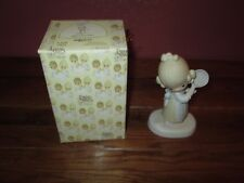 Enesco Precious Moments E-3118 Eggs Over Easy 1979 Jonathan & David Figurine