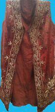 Antique Trukish Handmade Robe 150 years Old