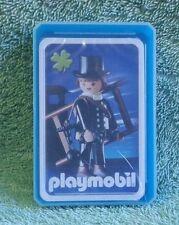 PLAYMOBIL accessoire JEUX de carte retrouver les paires jeux de mémoire 2004