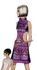 Vintage 1960s Vogue Ladies Dress Sewing Pattern Misses Size 14 16 18  COPY