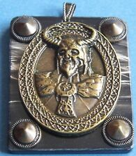 Amulette En Corne Loki