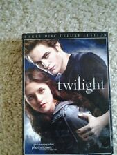 Twilight  Dvds and books