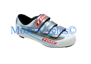 Time RXL Carbon Women's cycling shoes White / Blue New