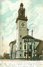 Jacksonville,Fl. The 1908 New Post Office Building