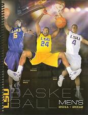 2011-12 LSU Men's BASKETBALL MEDIA GUIDE - NEW