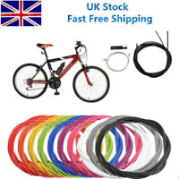 Bicycle Brake Cable Set Jagwire Kit  + Gear Front Rear Inner Outer Bike Cables