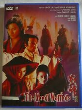 The Moon Warriors DVD Andy Lau Anita Mui Sammo Hung HK Martial Arts
