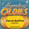 Demis Roussos Forever And Ever / We Shall Dance Vinyl Single 7inch NEAR MINT