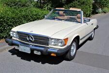 1983 Mercedes 380 SL W107 R107 1. Hand TÜV + H