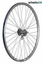 700c WheelsON Rear Wheel Velosteel  Back Pedal Coaster Brake 36H Silver 622-18