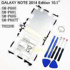 OEM Batterie Pour Samsung GALAXY Note 10.1 2014 Edition SM-P600 SM-P605 SM-P607T