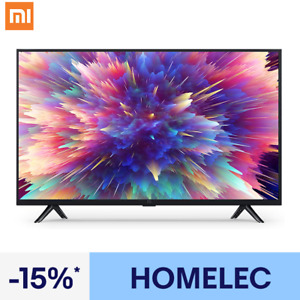 """Xiaomi Mi TV 4A 32"""" LED HD Smart TV Android TV 9 Dolby DTS WiFi DVB-S2/T2 Negro"""