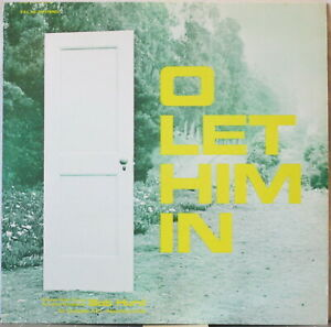 BOB HURD with WHITEBIRD O Let Him In LP 1970s Xian Folk – on F.E.L.