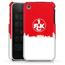 Apple iPhone 3Gs Premium Case Cover - Skyline FCK