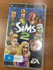 the sims 2 PSP