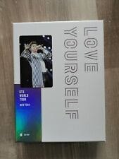 Bts Love Yourself in New York Blu Ray complet With RM Photocard