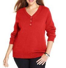 6c8d3b624dc Karen Scott Plus Size Sweaters for Women