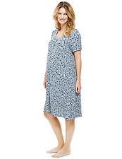 Viscose Maternity Nightwear Nightdresses & Shirts
