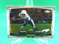 2014 Topps Chrome Refractor #104 Keenan Allen NICE San Diego Chargers