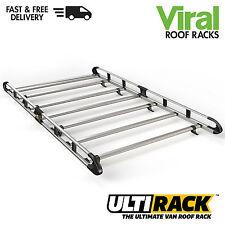 Vivaro, Trafic SWB Low Roof Barn Doors 01-14 Van Guard ULTI Rack Van Roof Rack