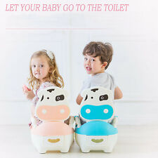 Lovely Cute Cow Potty Chair For Boys And Girls Toddler Potty Training Toilet
