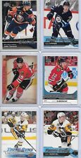 16-17 Upper Deck #525 JAKE GUENTZAL YOUNG GUNS Rookie Card UPDATE SET