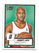 Jarrett Jack - Topps 1952 Style -  2005 - Rookie Card